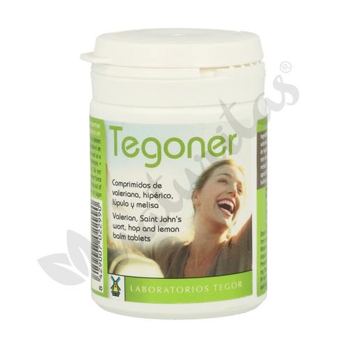 Tegoner 120 comprimidos de Tegor