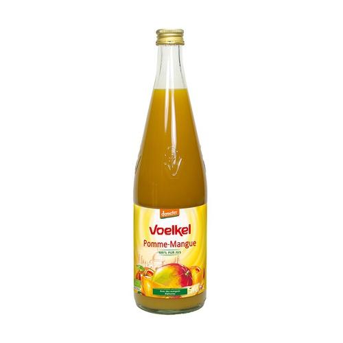 Zumo de Manzana y Mango Bio