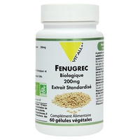 Fenugrec Bio 200mg Extrait Standardisé