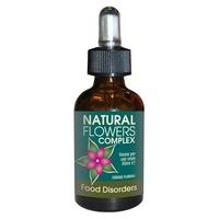 Desórdenes alimenticios complejo floral natural