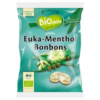 Biodeta Candies with eucalyptus and menthol