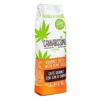 Cannabissimo Café Molido con Semillas de Cáñamo