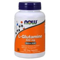 L-Glutamina 500 mg