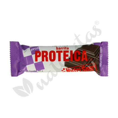 Barrita Proteica (Sabor Chocolate)