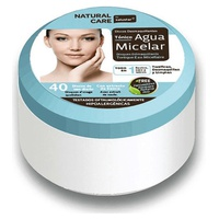 Micellar Water make-up remover discs