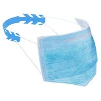 Protège-oreilles pour masques adultes - Bleu