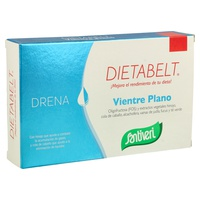 Drains de ventre plat Diet Belly