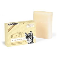 Organic donkey milk soap