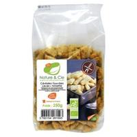 Cereales Rellenos de Chocolate y Avellanas Sin Gluten Bio