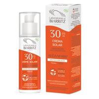 Crème solaire visage SPF30
