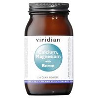 Calcium, Magnesium, Boron With Vitamin C