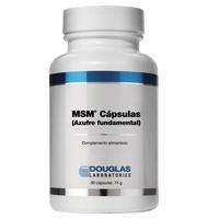 Capsules MSM (soufre fondamental)