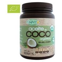 Aceite de Coco Orgánico sin sabor