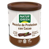 Mieszanka białek z ekologicznym kakao