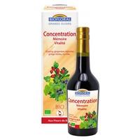Elixir Concentración, memoria y vitalidad