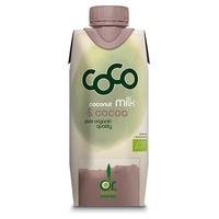 Leche de Coco con Cacao