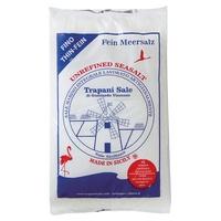 Fine integral Sicilian sea salt - from the wwf natural park