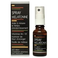 Spray alla melatonina