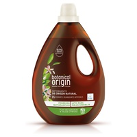Liquid Organic Laundry Detergent Orange blossom and citrus leaves Fragrance 35 doses