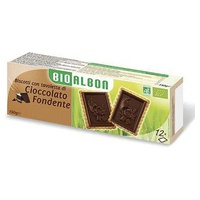 Cookies with Dark Chocolate Bar