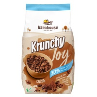 Krunchy joy chocolate - musli kakaowe