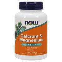 Calcium et magnésium
