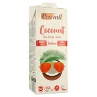Boisson à la noix de coco Bio sans sucre