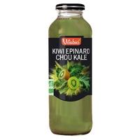 Cóctel De Frutas Y Verduras Aquitania Kiwi Espinacas Col Col Rizada