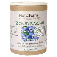 Organic Borage Oil and Vitamin E