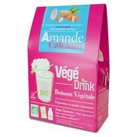 Bebida vegetal de almendras y calcio en polvo Bio
