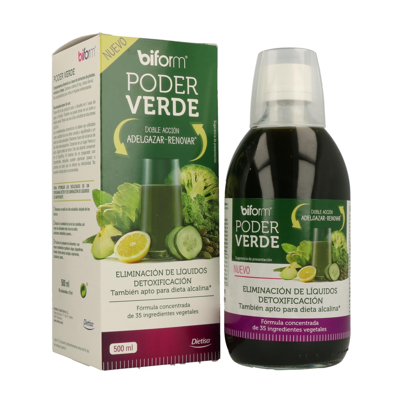 spirulina para adelgazar dosis perfume