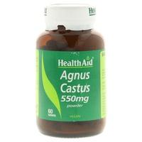 Sauzgatillo Baya (Agnus Castus)  550 mg