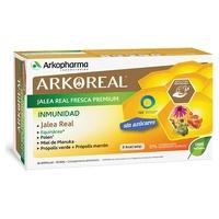 Immunità senza zucchero alla pappa reale Arkoreal