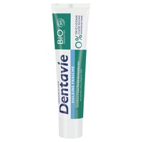 Organic Mint and Eucalyptus Whitening and Fresh Breath Toothpaste