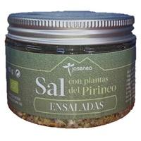 Sal Gorda con Plantas del Pirineo (Ensaladas)