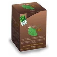 Ginkgo 100 60 cápsulas de Cien Por Cien Natural