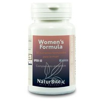 Women'S Formula 60 comprimidos de Naturbite