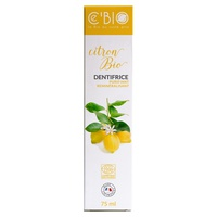 Whitening Purifying Lemon Toothpaste