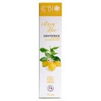 Whitening reinigende Zitronenzahnpasta