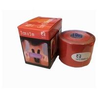 Kinesio Tape Ener-QI Rojo