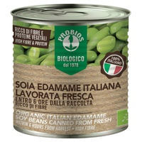 Soia edamame italiana lavorata fresca