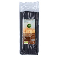 Noodles Wheat Spelled Algae Spirulina Bio