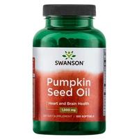 Pumpkin Seed Oil, 1000mg