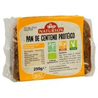 Pão de Centeio Proteico