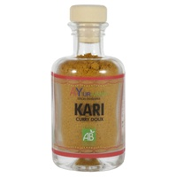 Kari (Curry doux) Bio