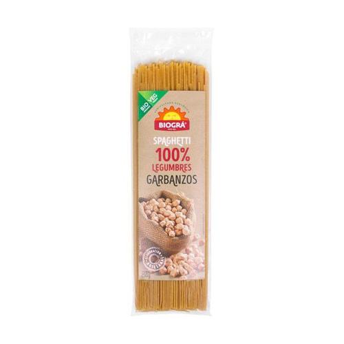 Spaguetti de Garbanzos Bio