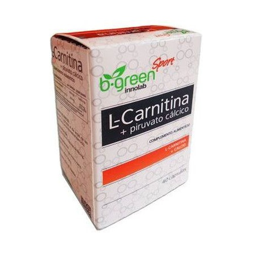 L-Carnitina + Piruvato Cálcico