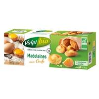 Organiczne madeleiny z jaj