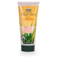 Aloe Vera Spf15 Body Sun Cream