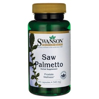 Saw Palmetto, 540 mg